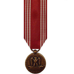 Army miniature Medal: Good Conduct