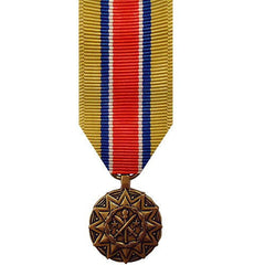 miniature Medal: Army NATIONAL GUARD Reserve Component Achievement