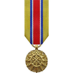 Miniature Medal- Anodized: Army Reserve Component Achievement