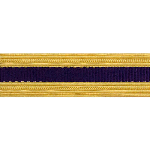 Army Sleeve Braid: Civil Affairs - purple