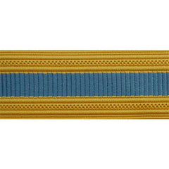 Army Sleeve Braid: Infantry - infantry blue