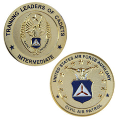 CAP Coin: Training Leadership of Cadets(TLC) Intermediate