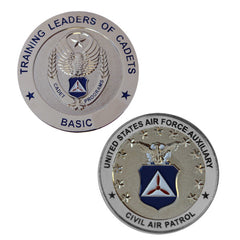 CAP Coin: Training Leadership of Cadets (TLC) Basic