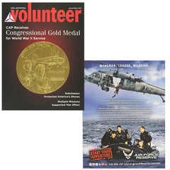 Civil Air Patrol: Gold Medal Magazine