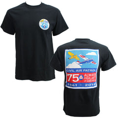 CAP- 75th Anniversary: T-Shirt (Adult)