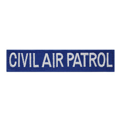 Civil Air Patrol Tape: Civil Air Patrol with black hook closure