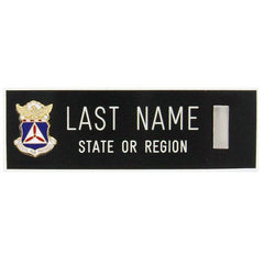 Civil Air Patrol Blazer Name Plate: First Lieutenant