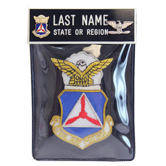 Civil Air Patrol Blazer Name Plate Kit: Colonel