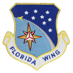 Civil Air Patrol Patch: Florida Wing w/ HOOK