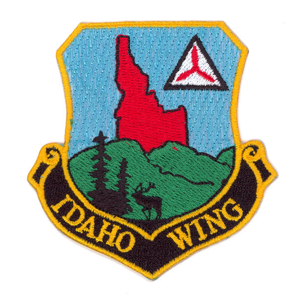 Civil Air Patrol Patch: Idaho Wing