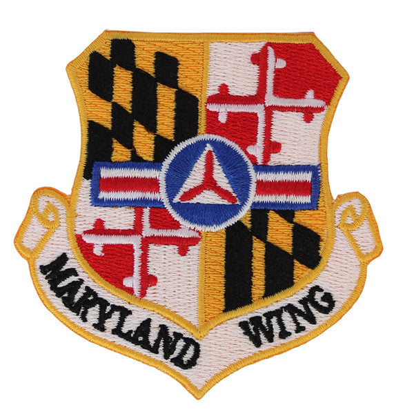 Civil Air Patrol Patch: Maryland Wing