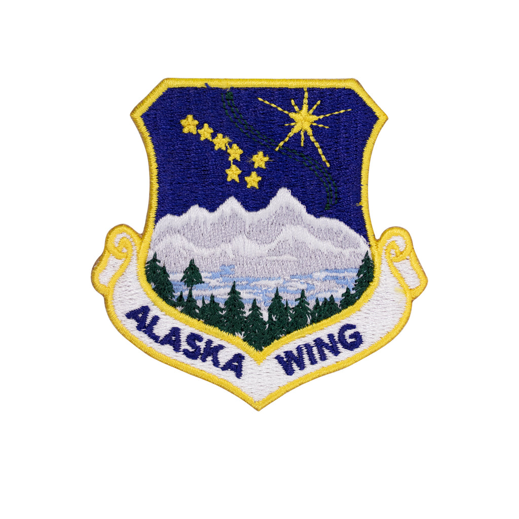 Civil Air Patrol Patch: Alaska Wing