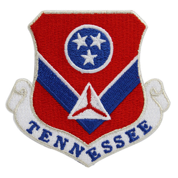 Civil Air Patrol Patch: Tennessee Wing w/ HOOK