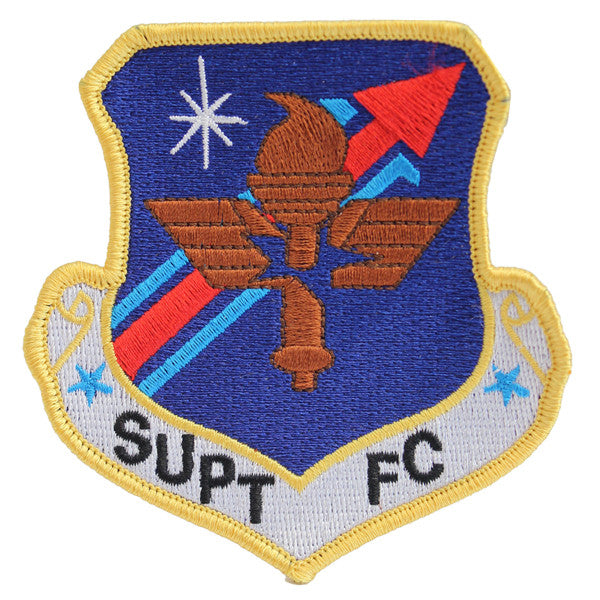 Civil Air Patrol Patch: Specialized Undergraduate Pilot Training Familiarization Course