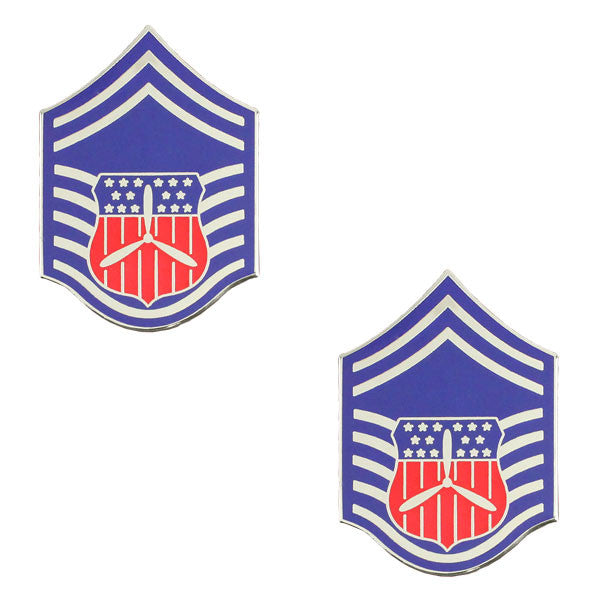 Civil Air Patrol Chevron: Cadet Senior Master Sergeant
