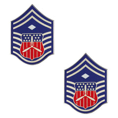 Civil Air Patrol Chevron: Cadet Senior Master Sergeant: First Sergeant