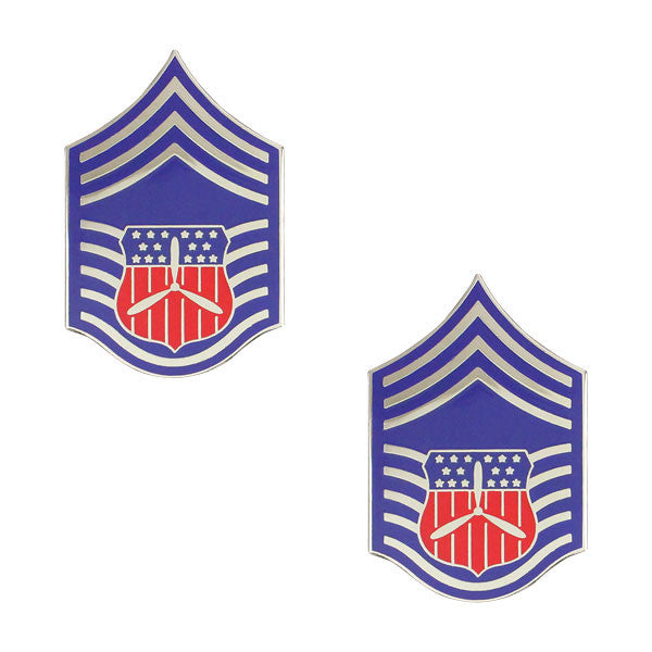 Civil Air Patrol Cadet Grade Insignia: Chief Master Sergeant - chevron