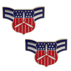 Civil Air Patrol Cadet Grade Insignia: Airman First Class - chevron