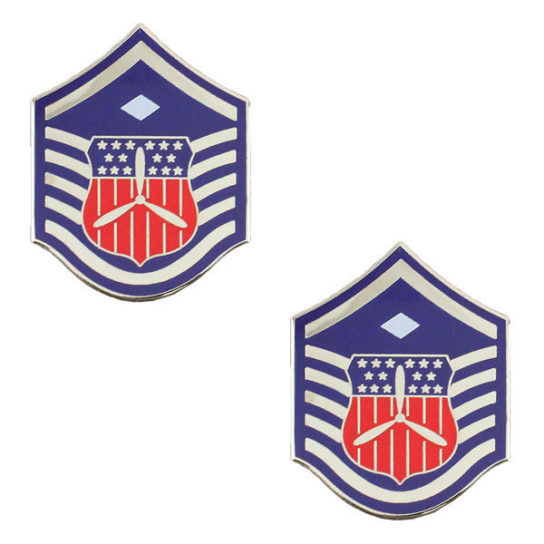 Civil Air Patrol Chevron: Cadet Master Sergeant: First Sergeant