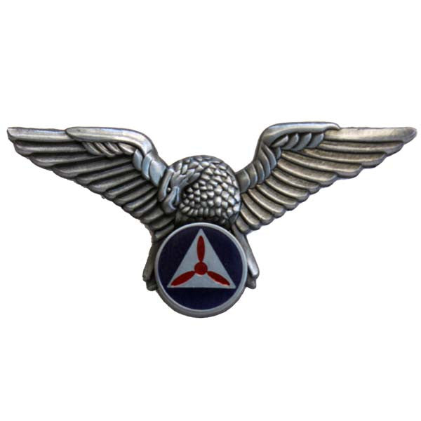 CAP Metal Device: WWII Style Eagle - Pilot Wings