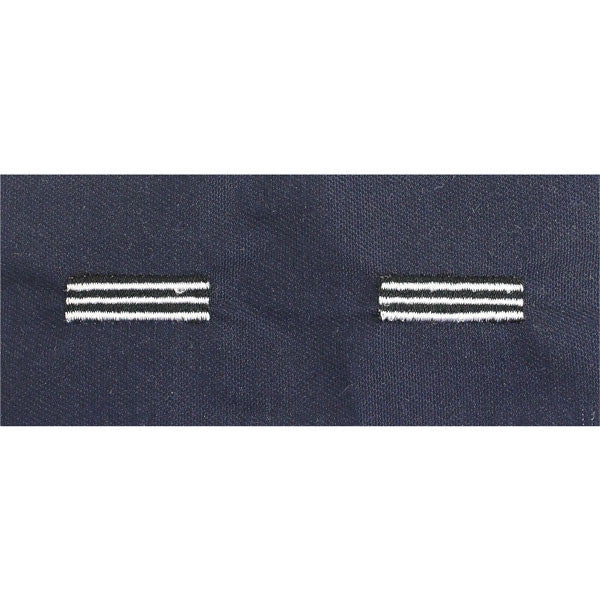 CAP Senior Grade Cloth Insignia: Flight Officer - triple stripe