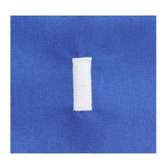 CAP Senior Grade Cloth Insignia: First Lieutenant - ultramarine blue