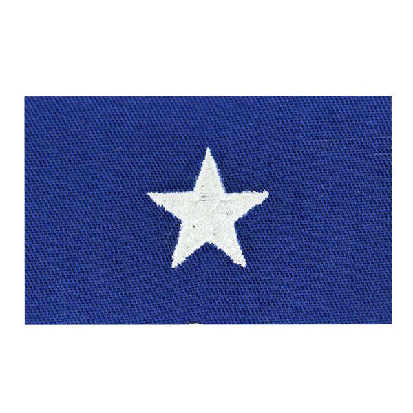 Civil Air Patrol Senior Grade Insignia: Brigadier General- ultramarine blue cloth