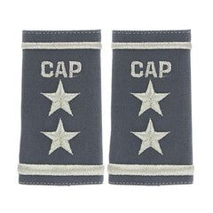 Civil Air Patrol: Grey Epaulets, Major General