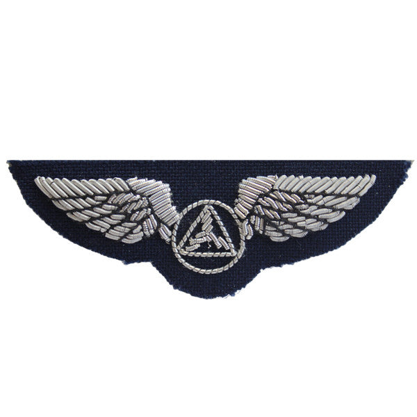 Civil Air Patrol Mess Dress: Pilot Wing - bullion embroidered