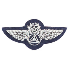 Civil Air Patrol Mess Dress: Command Pilot Wing - bullion embroidered