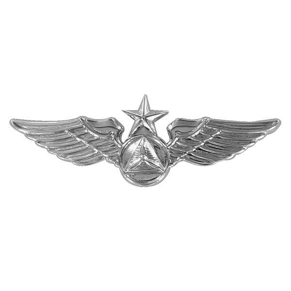 Civil Air Patrol Insignia: Senior Pilot Wings - miniature