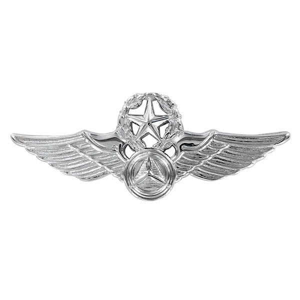 Civil Air Patrol Insignia: Master Observer Wings - regulation size