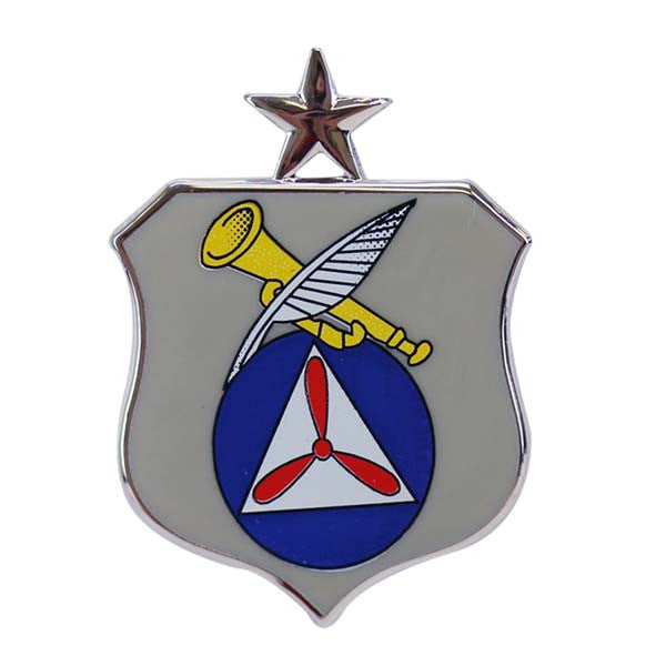 Civil Air Patrol Badge: Historian: Senior