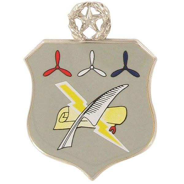 Civil Air Patrol Badge: Administration: Master