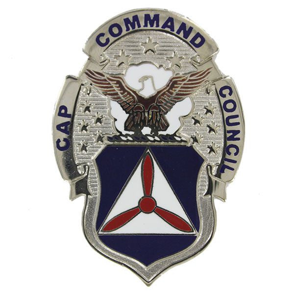 Civil Air Patrol Badge: Command Council