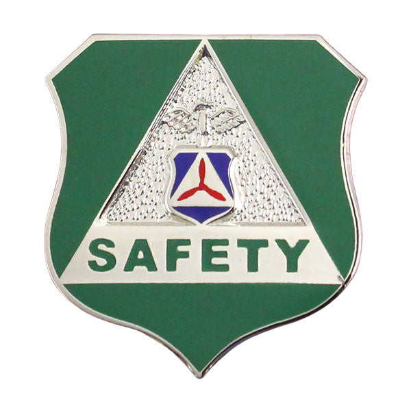 Civil Air Patrol Badge: Safety Officer