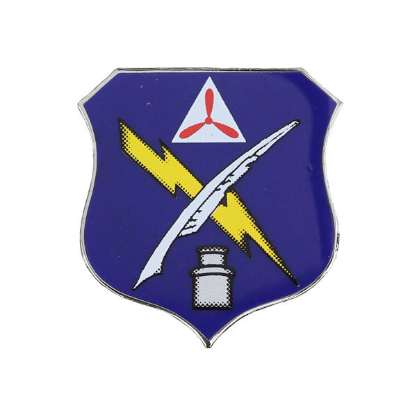 Civil Air Patrol Badge: Public Affairs Officer