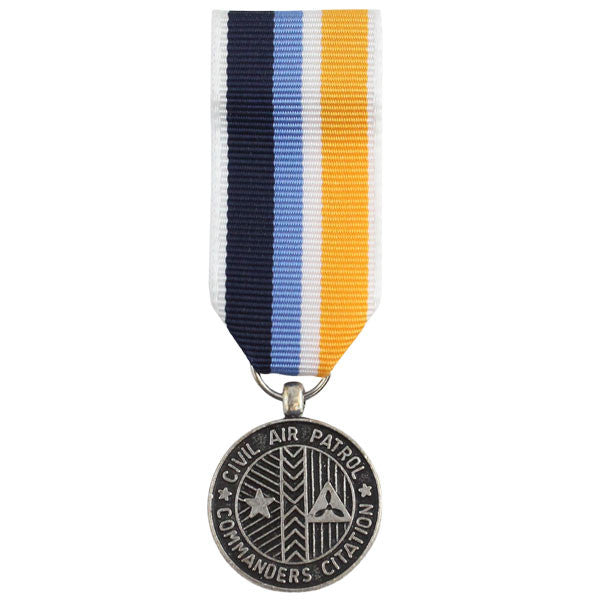 Civil Air Patrol miniature Medal: National Commander Citation
