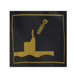 CAP Shoulder Patch: WWII Coastal Patrol Bomb & Ship 2