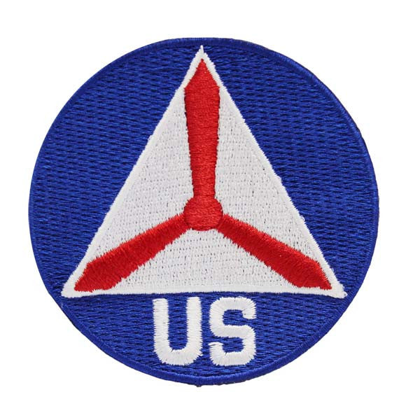CAP Shoulder Patch: WWII U.S. Civil Air Patrol