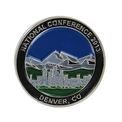 Civil Air Patrol: National Conference 2013 Lapel Pin