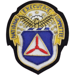 Civil Air Patrol Badge: National Executive Committee - bullion