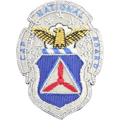 Civil Air Patrol Badge: CAP National Board - embroidered in bullion