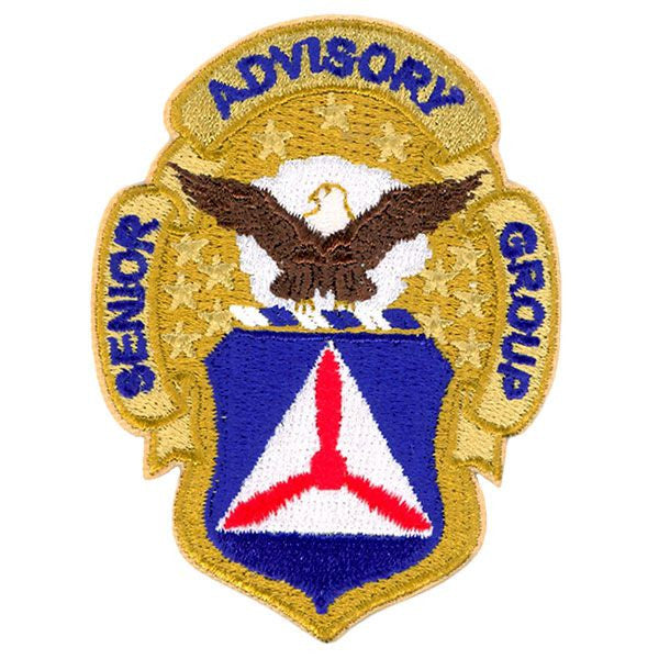 Civil Air Patrol Senior Advisory Group Patch