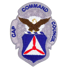 Civil Air Patrol Command Council Patch