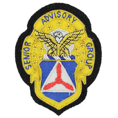 Civil Air Patrol: Bullion Badge Senior Advisory Group