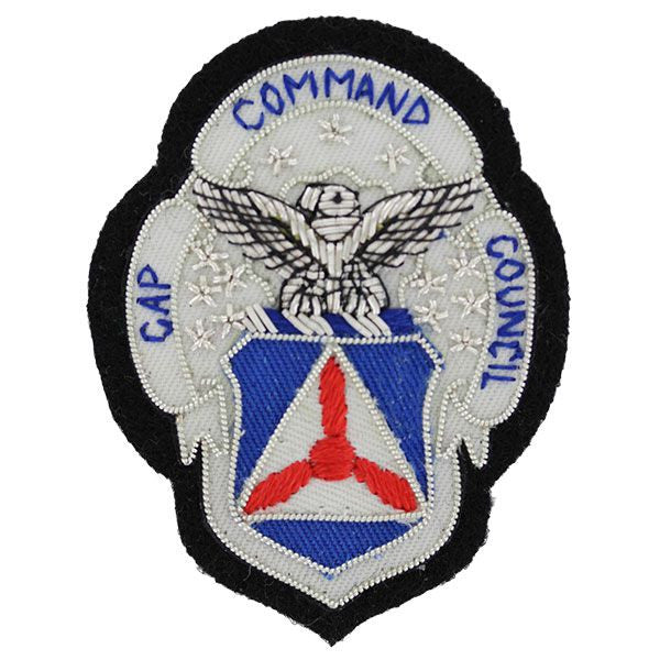 Civil Air Patrol: Bullion Badge Command Council