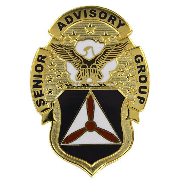 Civil Air Patrol Badge: Senior Advisory Group