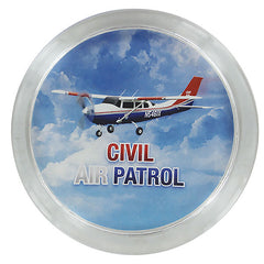 Civil Air Patrol Paperweight w/Cessna