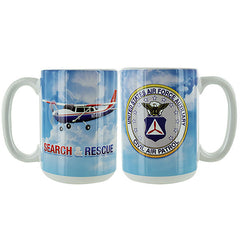 Civil Air Patrol 15 OZ Ceramic Mug
